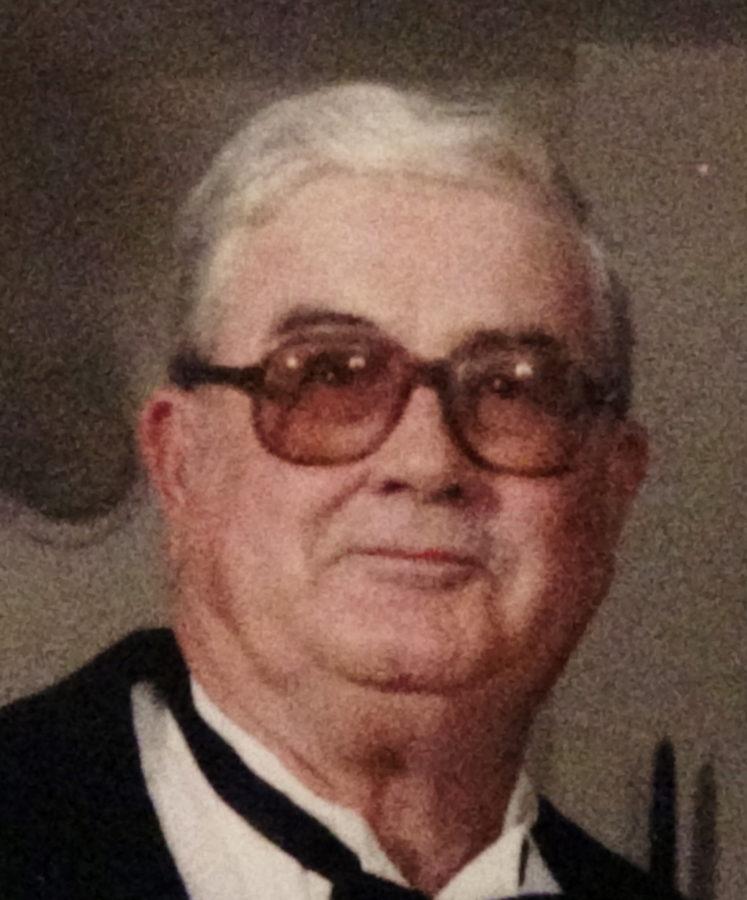 Willard Dye Evans