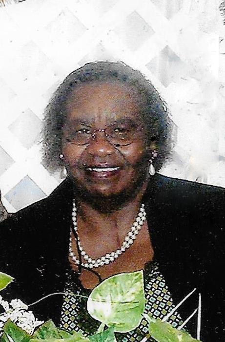 Mary Lee Washington Miller